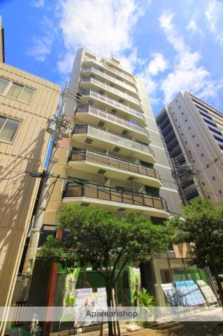 大阪府大阪市西区、四ツ橋駅徒歩7分の築4年 13階建の賃貸マンション