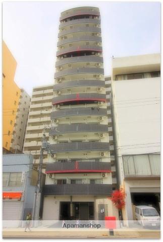 大阪府大阪市浪速区、難波駅徒歩14分の築1年 15階建の賃貸マンション