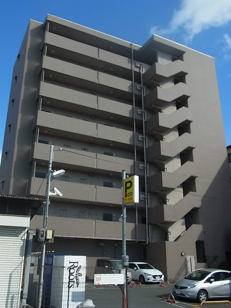 大阪府大阪市城東区、鴫野駅徒歩6分の築13年 8階建の賃貸マンション