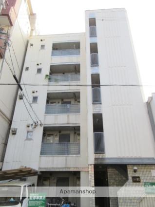 大阪府大阪市城東区、関目駅徒歩13分の築33年 5階建の賃貸マンション