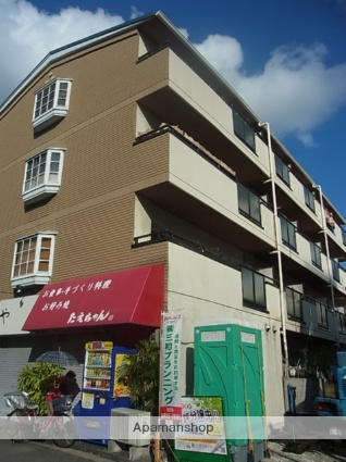大阪府大阪市城東区、京橋駅徒歩13分の築28年 4階建の賃貸マンション