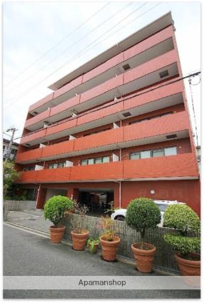 大阪府大阪市大正区、大正駅徒歩8分の築21年 6階建の賃貸マンション