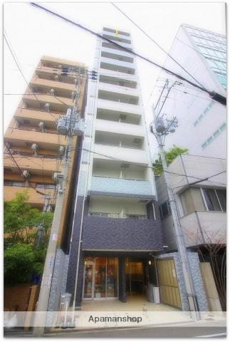 大阪府大阪市中央区、堺筋本町駅徒歩9分の築9年 12階建の賃貸マンション