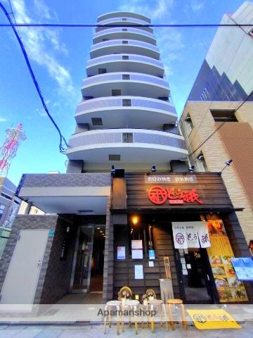 大阪府大阪市浪速区、難波駅徒歩4分の築18年 9階建の賃貸マンション