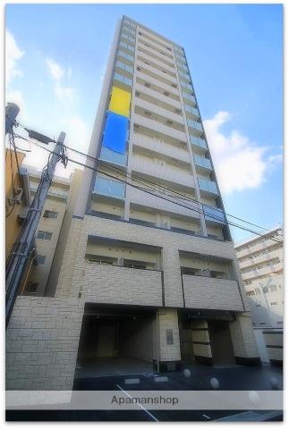大阪府大阪市浪速区、今宮戎駅徒歩4分の築1年 15階建の賃貸マンション