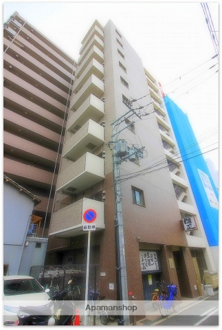 大阪府大阪市西区、本町駅徒歩11分の築9年 10階建の賃貸マンション