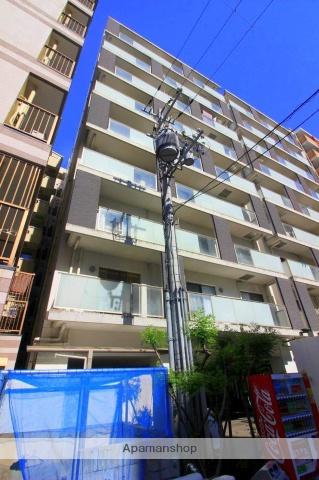 大阪府大阪市浪速区、今宮戎駅徒歩3分の築11年 9階建の賃貸マンション