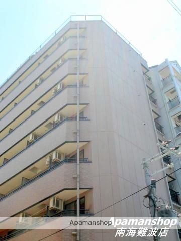 大阪府大阪市浪速区、新今宮駅徒歩9分の築14年 8階建の賃貸マンション