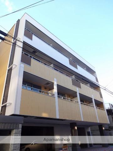 大阪府大阪市浪速区、新今宮駅徒歩5分の築3年 1階建の賃貸マンション