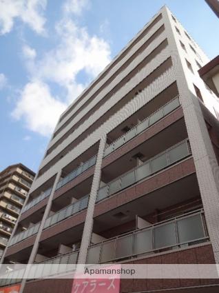 大阪府大阪市住之江区、住ノ江駅徒歩7分の築3年 8階建の賃貸マンション