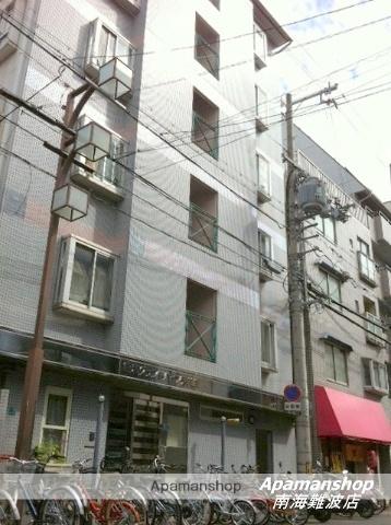 大阪府大阪市浪速区、新今宮駅徒歩9分の築22年 8階建の賃貸マンション