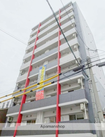大阪府大阪市浪速区、今宮駅徒歩5分の築1年 10階建の賃貸マンション