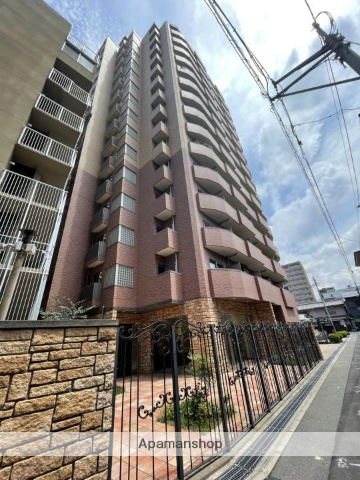 大阪府大阪市北区、天満駅徒歩7分の築8年 15階建の賃貸マンション