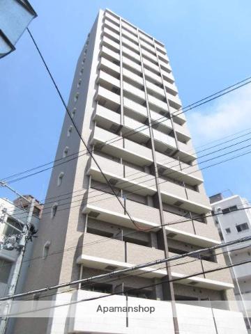 大阪府大阪市都島区、大阪城北詰駅徒歩2分の築3年 15階建の賃貸マンション