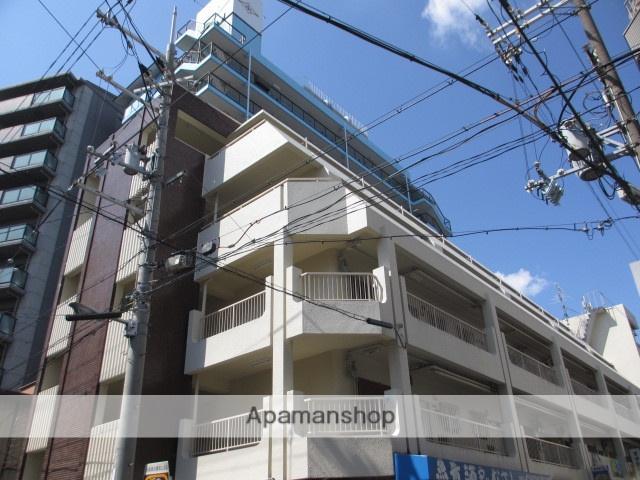 大阪府大阪市都島区、桜ノ宮駅徒歩12分の築40年 5階建の賃貸マンション