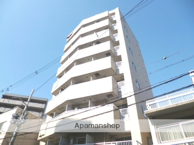 大阪府大阪市都島区、京橋駅徒歩5分の築10年 9階建の賃貸マンション