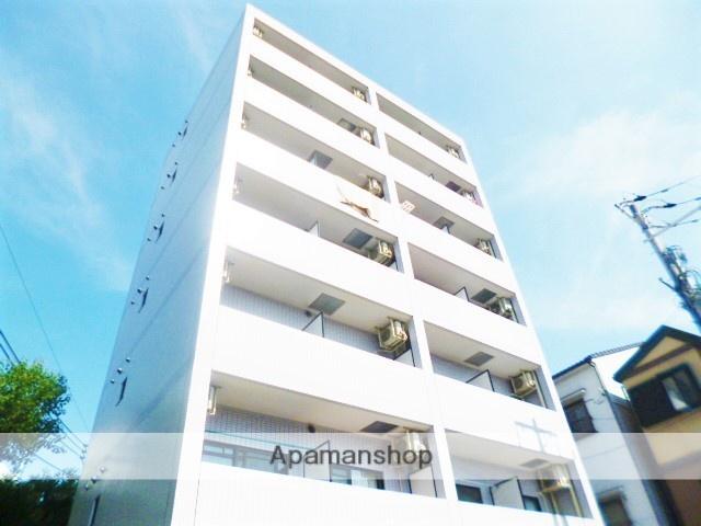 大阪府大阪市旭区、森小路駅徒歩6分の築23年 7階建の賃貸マンション