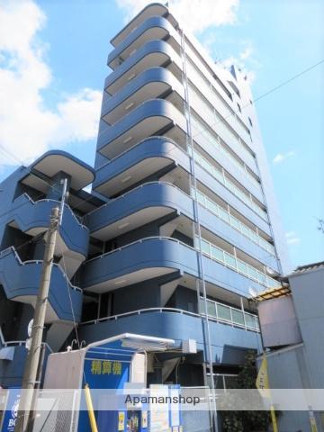 大阪府大阪市旭区、森小路駅徒歩9分の築24年 9階建の賃貸マンション
