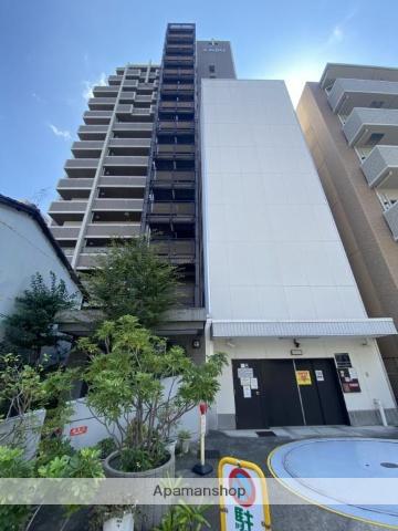 大阪府大阪市北区、天満駅徒歩8分の築18年 14階建の賃貸マンション