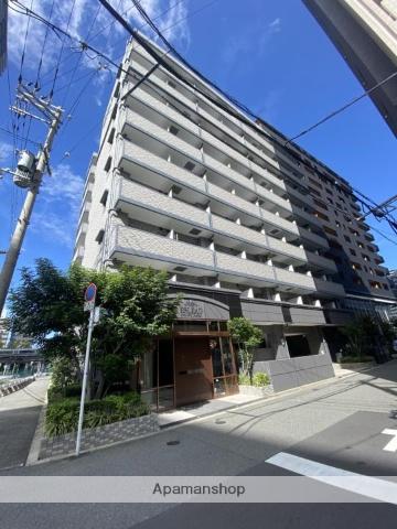 大阪府大阪市北区、天満駅徒歩9分の築13年 9階建の賃貸マンション