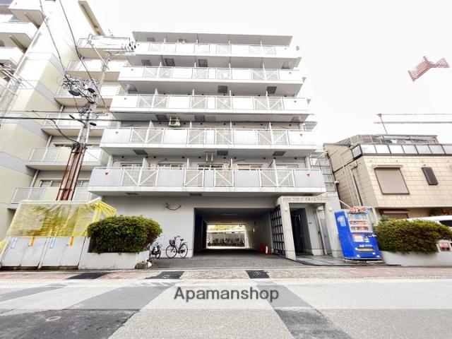 大阪府大阪市都島区、桜ノ宮駅徒歩20分の築27年 7階建の賃貸マンション