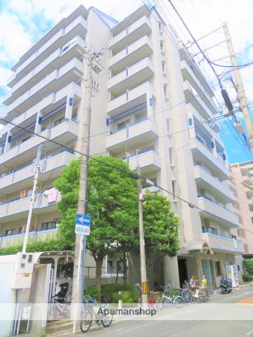大阪府大阪市城東区、京橋駅徒歩12分の築26年 9階建の賃貸マンション
