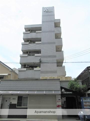 大阪府大阪市旭区、関目高殿駅徒歩17分の築29年 6階建の賃貸マンション
