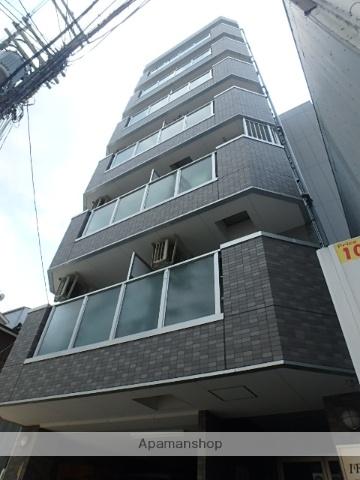 大阪府大阪市北区、福島駅徒歩12分の築7年 7階建の賃貸マンション
