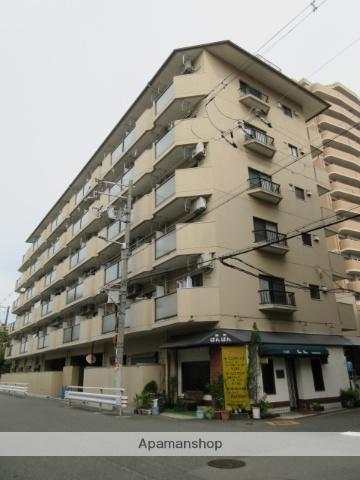大阪府大阪市城東区、京橋駅徒歩18分の築33年 6階建の賃貸マンション
