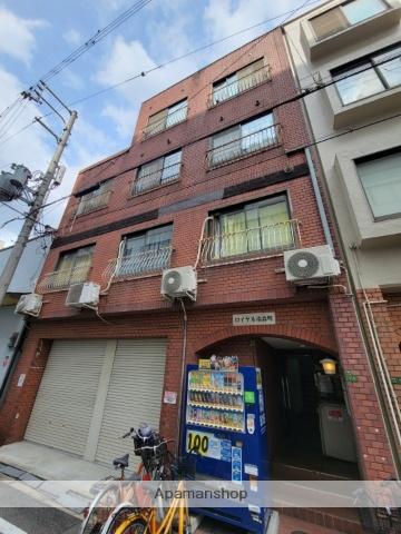 大阪府大阪市北区、大阪天満宮駅徒歩8分の築38年 5階建の賃貸マンション