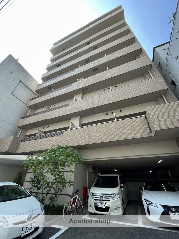 大阪府大阪市福島区、渡辺橋駅徒歩5分の築12年 9階建の賃貸マンション