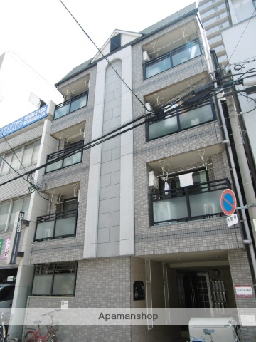 大阪府大阪市北区、天満駅徒歩7分の築14年 4階建の賃貸マンション