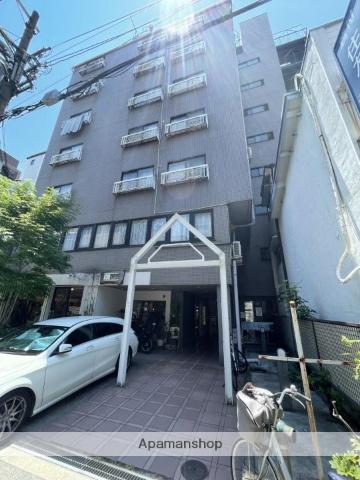 大阪府大阪市北区、天満駅徒歩10分の築25年 8階建の賃貸マンション