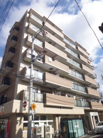 大阪府大阪市都島区、関目高殿駅徒歩20分の築18年 7階建の賃貸マンション