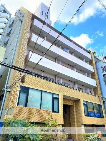 大阪府大阪市中央区、天満橋駅徒歩7分の築35年 10階建の賃貸マンション