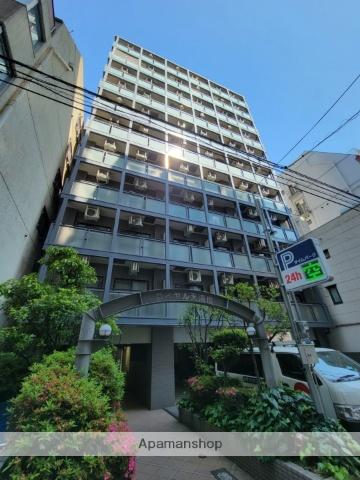 大阪府大阪市北区、大阪天満宮駅徒歩8分の築20年 11階建の賃貸マンション