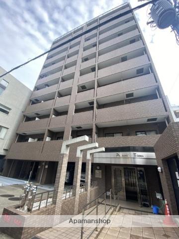 大阪府大阪市北区、大阪天満宮駅徒歩3分の築16年 11階建の賃貸マンション