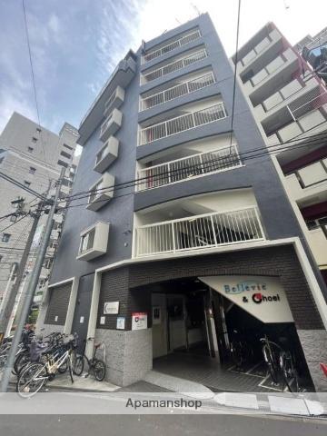 大阪府大阪市北区、天満駅徒歩8分の築32年 7階建の賃貸マンション