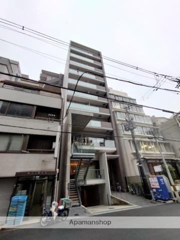 大阪府大阪市北区、北新地駅徒歩4分の築3年 10階建の賃貸マンション