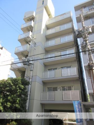 大阪府大阪市都島区、野江駅徒歩17分の築18年 7階建の賃貸マンション