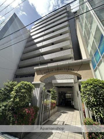 大阪府大阪市北区、大阪天満宮駅徒歩9分の築15年 14階建の賃貸マンション