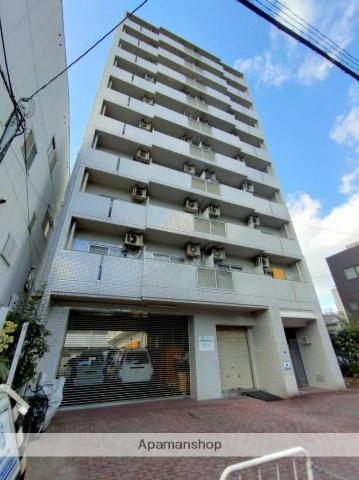 大阪府大阪市北区、梅田駅徒歩8分の築27年 10階建の賃貸マンション