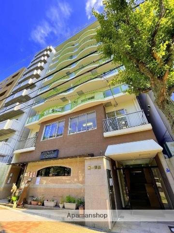 大阪府大阪市中央区、天満橋駅徒歩3分の築39年 10階建の賃貸マンション