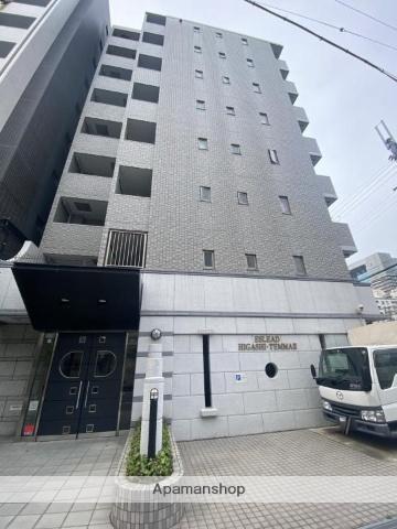 大阪府大阪市北区、大阪天満宮駅徒歩5分の築14年 10階建の賃貸マンション