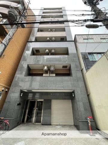 大阪府大阪市北区、大阪天満宮駅徒歩3分の築8年 9階建の賃貸マンション