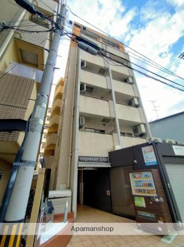 大阪府大阪市北区、天満駅徒歩6分の築10年 6階建の賃貸マンション