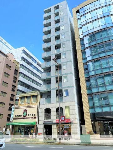 大阪府大阪市中央区、天満橋駅徒歩12分の築9年 12階建の賃貸マンション