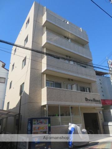 大阪府大阪市旭区、千林駅徒歩9分の築4年 5階建の賃貸マンション