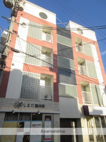 大阪府大阪市城東区、鴫野駅徒歩7分の築9年 4階建の賃貸マンション