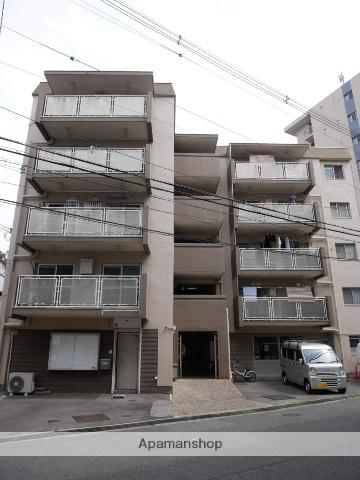 大阪府大阪市城東区、鴫野駅徒歩16分の築43年 5階建の賃貸マンション